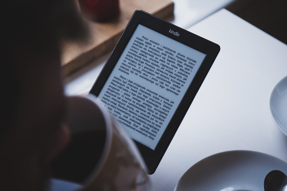 how to write a book for amazon kindle