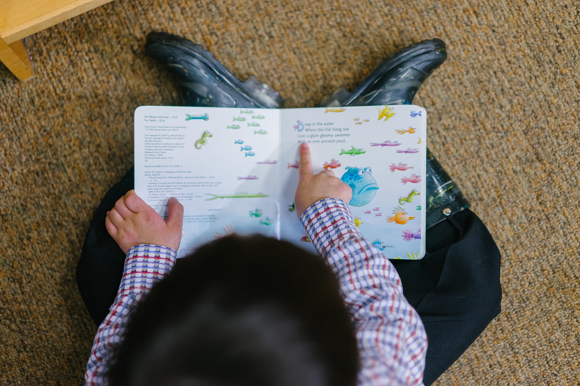 How To Create A Book For KindergartenHow To Create A Book For Kindergarten