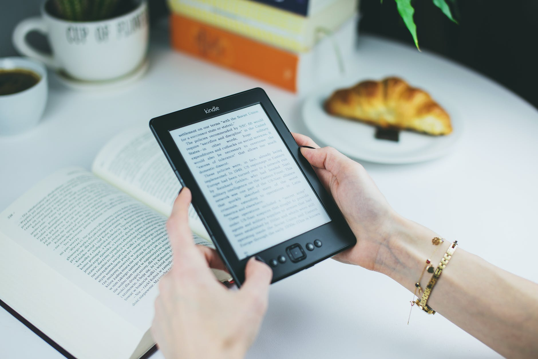 How To Start Writing A Book For Kindle Format
