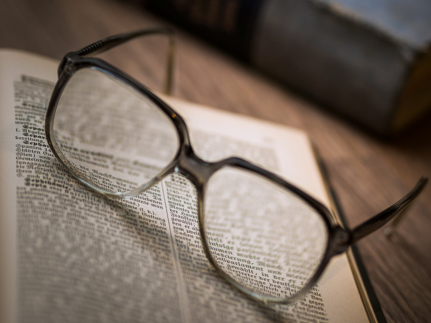 How To Create A Book For Eye-Test