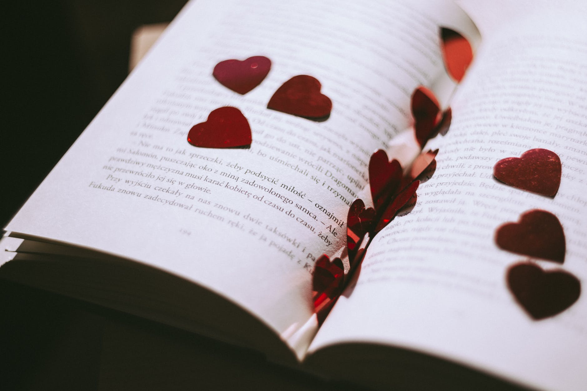 How To Create A Book For Valentine's Day: What You Should Write
